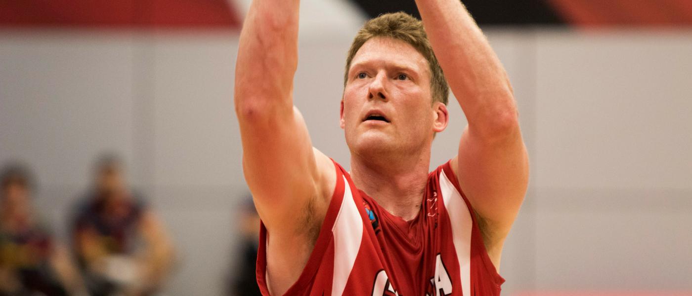 Patrick Anderson - Wheelchair Basketball Canada
