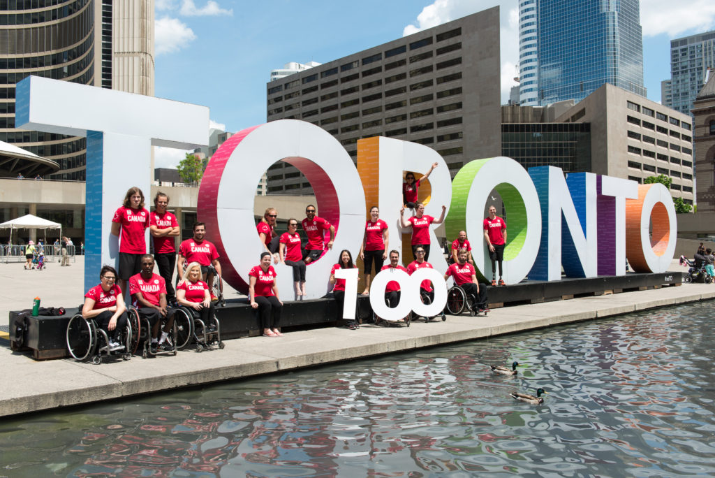 Canadian Paralympic Athletes